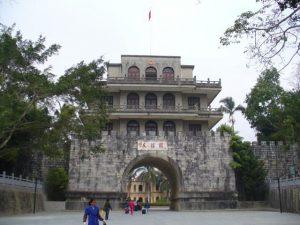 中国の名所ランキング