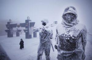 ロシア極東シベリアの名所