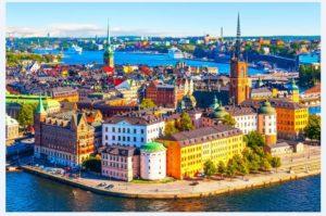 (す) スウェーデン