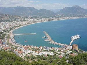 エーゲ海周辺とトルコ西部